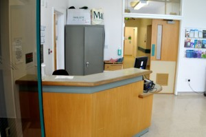 George Elliot Gum Clinic - Shepperton House - Reception