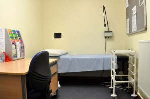 Nuneaton Healthstore - Clinic Room