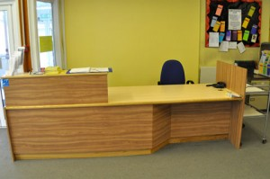 Atherstone Clinic - Reception