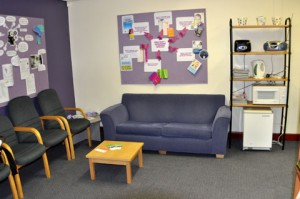 Nuneaton Healthstore - Couch